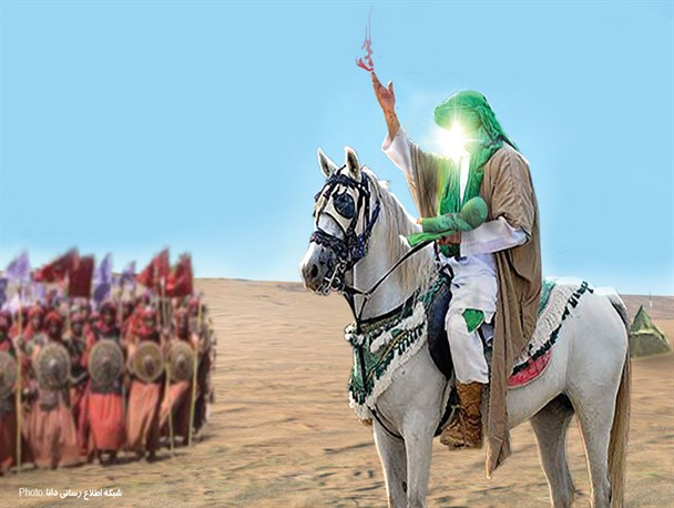 Image result for ?علی اصغر امام حسین?‎